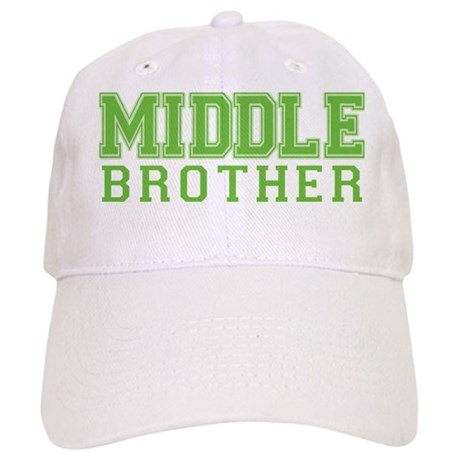 middle brother varsity Cap