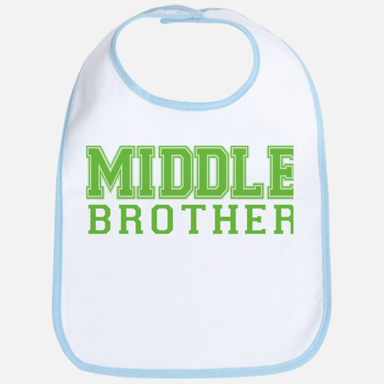 middle brother varsity Bib