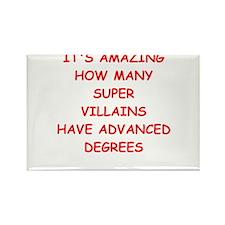 super villians Magnets