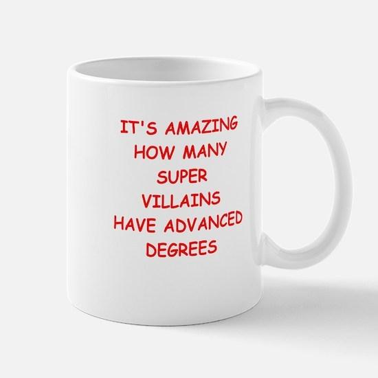 super villians Mugs