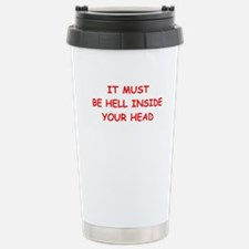 hell Travel Mug