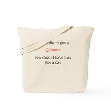 Chinook Tote Bag