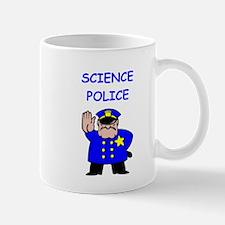 science police Mugs