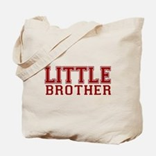 little brother varsity Tote Bag