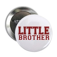 little brother varsity Button