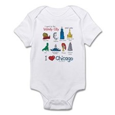 Kids Stuff Infant Bodysuit