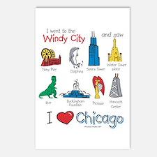 Kids Stuff Postcards (Package of 8)