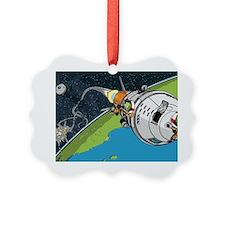 Kerbal Space Program Ornament
