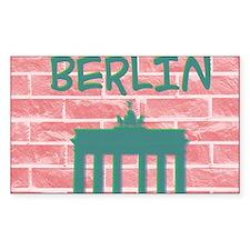 Berlin Graffiti Decal