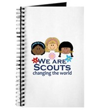 We Are Scouts Changing The World Journal