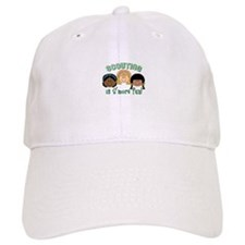 Scouting Is S'more Fun! Baseball Baseball Cap