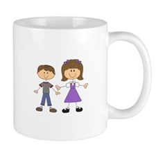 BIG SISTER LITTLE BROTHER Mugs