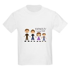 Family Comes First T-Shirt
