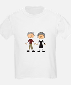 GRANDPA AND GRANDMA T-Shirt