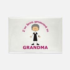 I've Been Promoted To Grandma Magnets