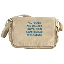 geologist Messenger Bag