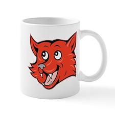 Fox Head Mug