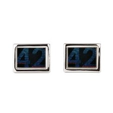 The universe Rectangular Cufflinks