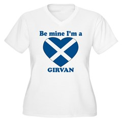 Girvan, Valentine's Day T-Shirt