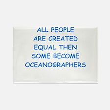 oceanographer Magnets