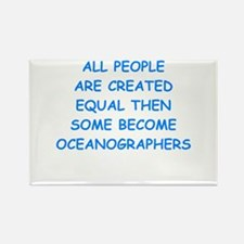 oceanographer Magnets