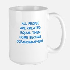 oceanographer Mugs
