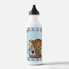 Cute Bumble bee bear Water Bottle