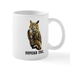 Superb Owl Mugs