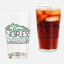 ENVAN - Ingress Enlightened Vancouver Drinking Gla