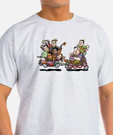 Clown Car 5-15 T-Shirt