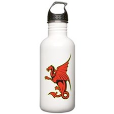 Red Dragon Water Bottle