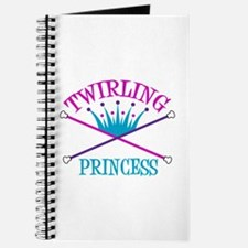 Twirling Princess Journal