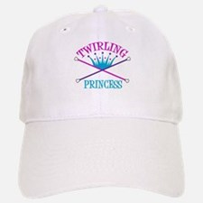 Twirling Princess Baseball Baseball Cap