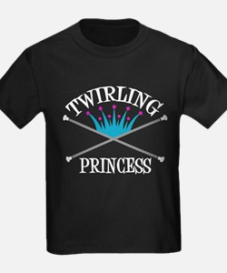 Twirling Princess T
