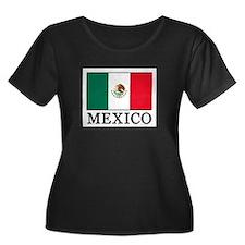 Mexico Plus Size T-Shirt