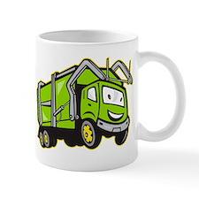 Rubbish Truck Mug