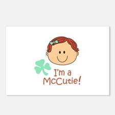 IM A MCCUTIE Postcards (Package of 8)