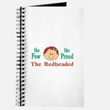 THE FEW THE PROUD Journal