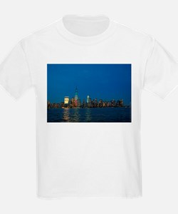 NYC New Skyline Professional photo T-Shirt