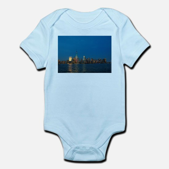NYC New Skyline Professional photo Body Suit
