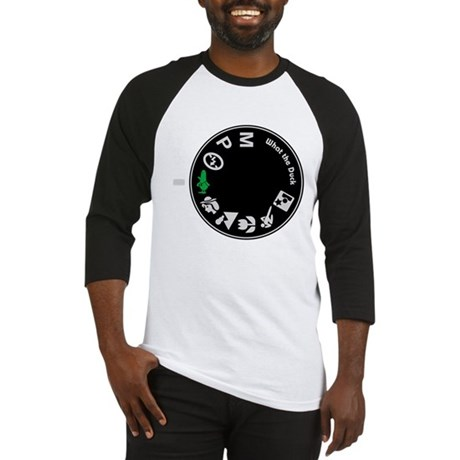 What the Duck: Dial Baseball Jersey