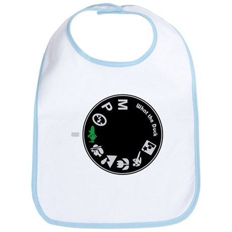 What the Duck: Dial Bib