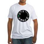What the Duck: Dial Fitted T-Shirt