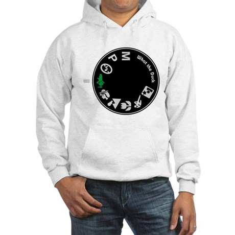 What the Duck: Dial Hooded Sweatshirt