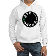What the Duck: Dial Hoodie