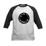 What the Duck: Dial Kids Baseball Jersey