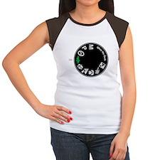 What the Duck: Dial Women's Cap Sleeve T-Shirt