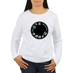 What the Duck: Dial Women's Long Sleeve T-Shirt