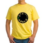 What the Duck: Dial Yellow T-Shirt