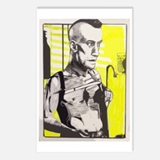 Taxi Driver Postcards (Package of 8)